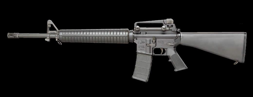 Colt Sporter .223 Raffle
